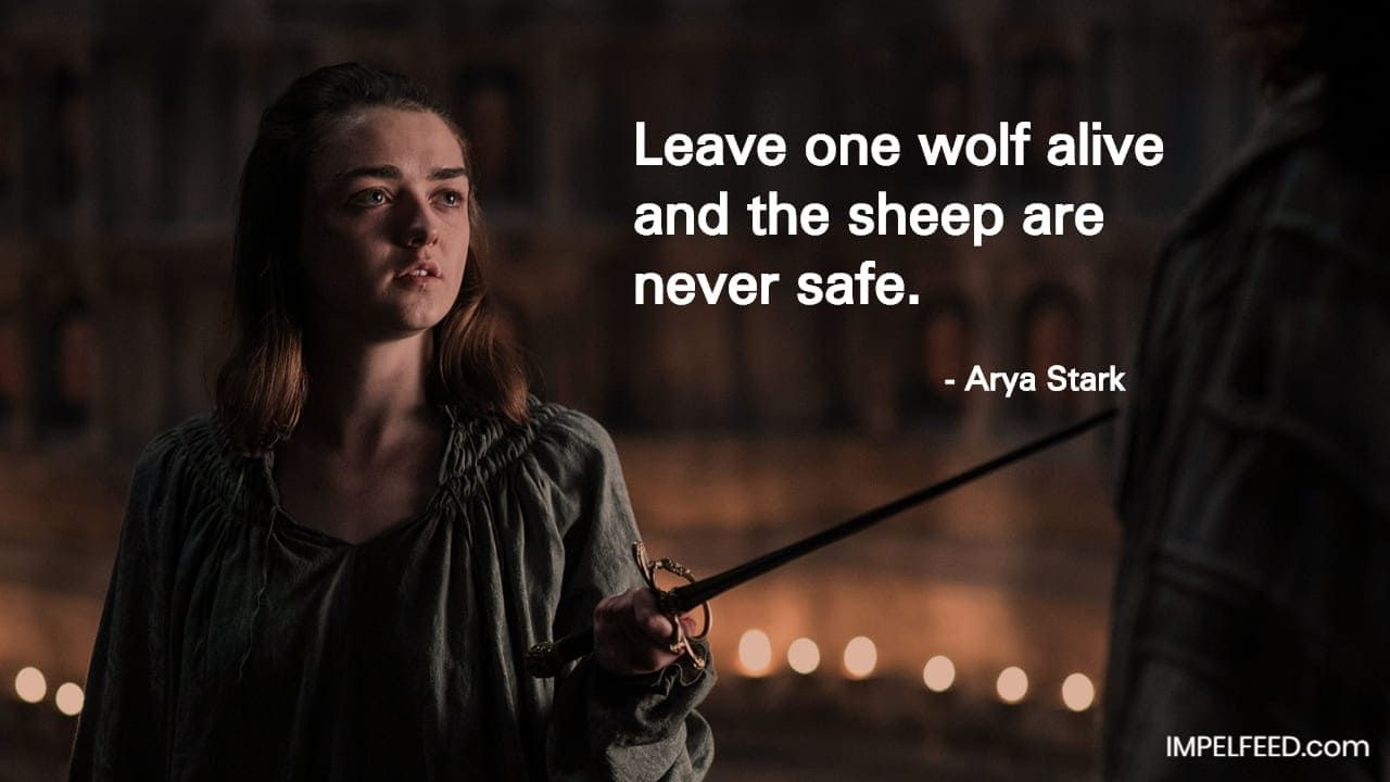 The 20 Most Badass Quotes And Moments In Game Of Thrones Part 2
