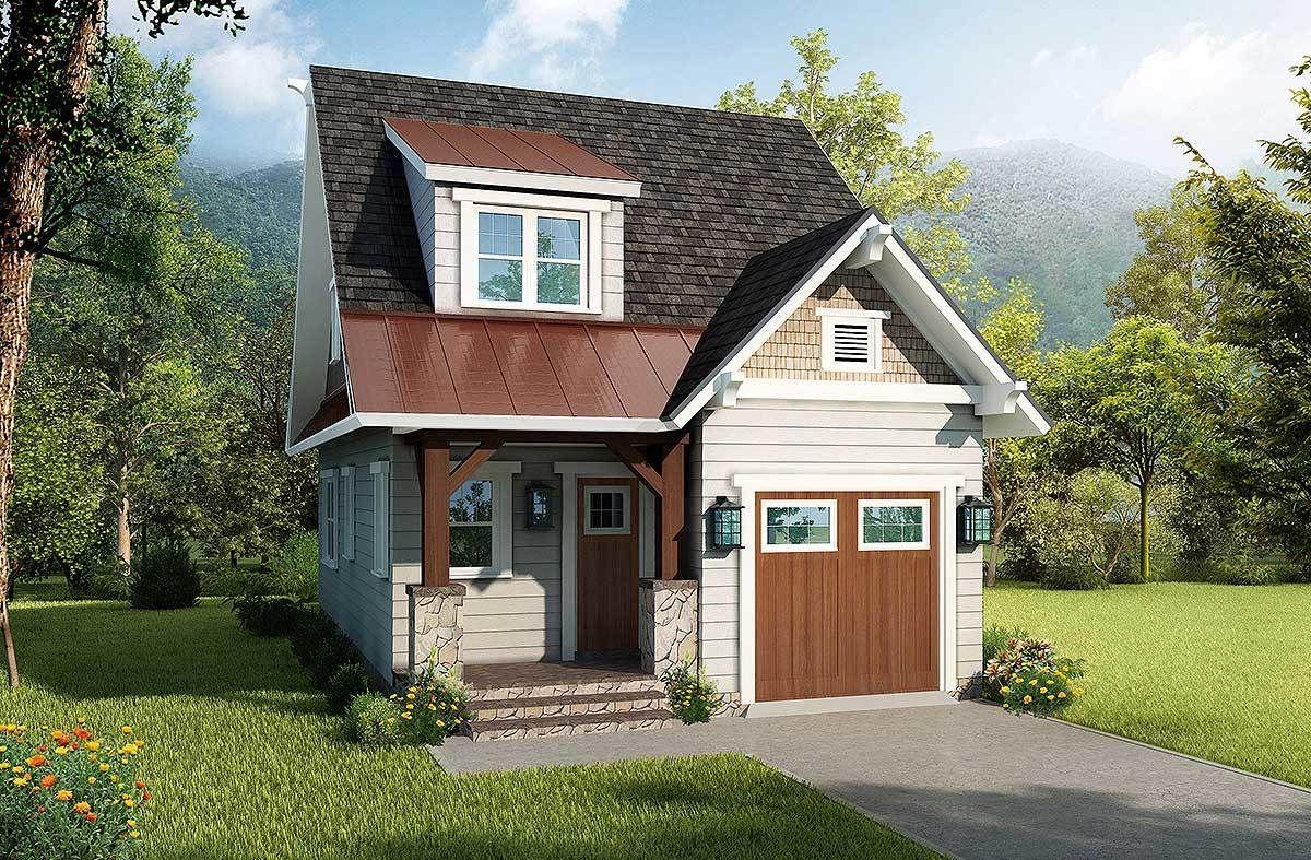Plan 17804LV Cozy Cottage Plan 17804LV Cozy