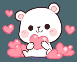 Two Bears Who Fell In Love Cute Bear Drawings Cute Cartoon Images Cute Cartoon Wallpapers