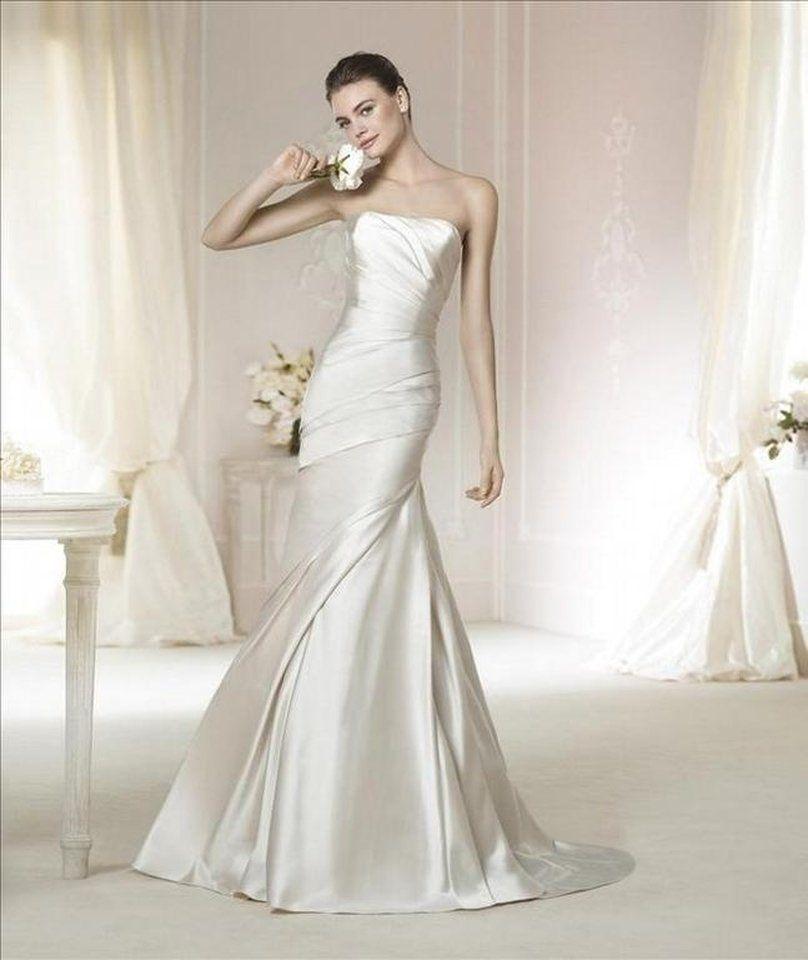 Oyster Colored Wedding Dress Color Wedding Dresses Wedding