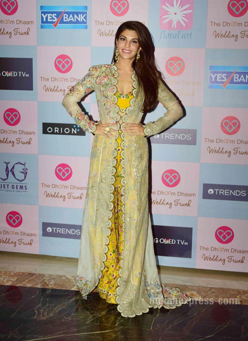 087da6dcb930c5 Jacqueline Fernandez at a fashion event by Yuvraj Singh. #Bollywood #Fashion  #Style #Beauty #Hot #Sexy