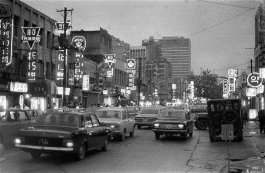 韓国の反応】1972年の東京・北京・ソウルを見てみよう。 : カンミリ ...