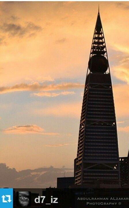 برج الفيصليه Skyscraper Tower Saudi Arabia