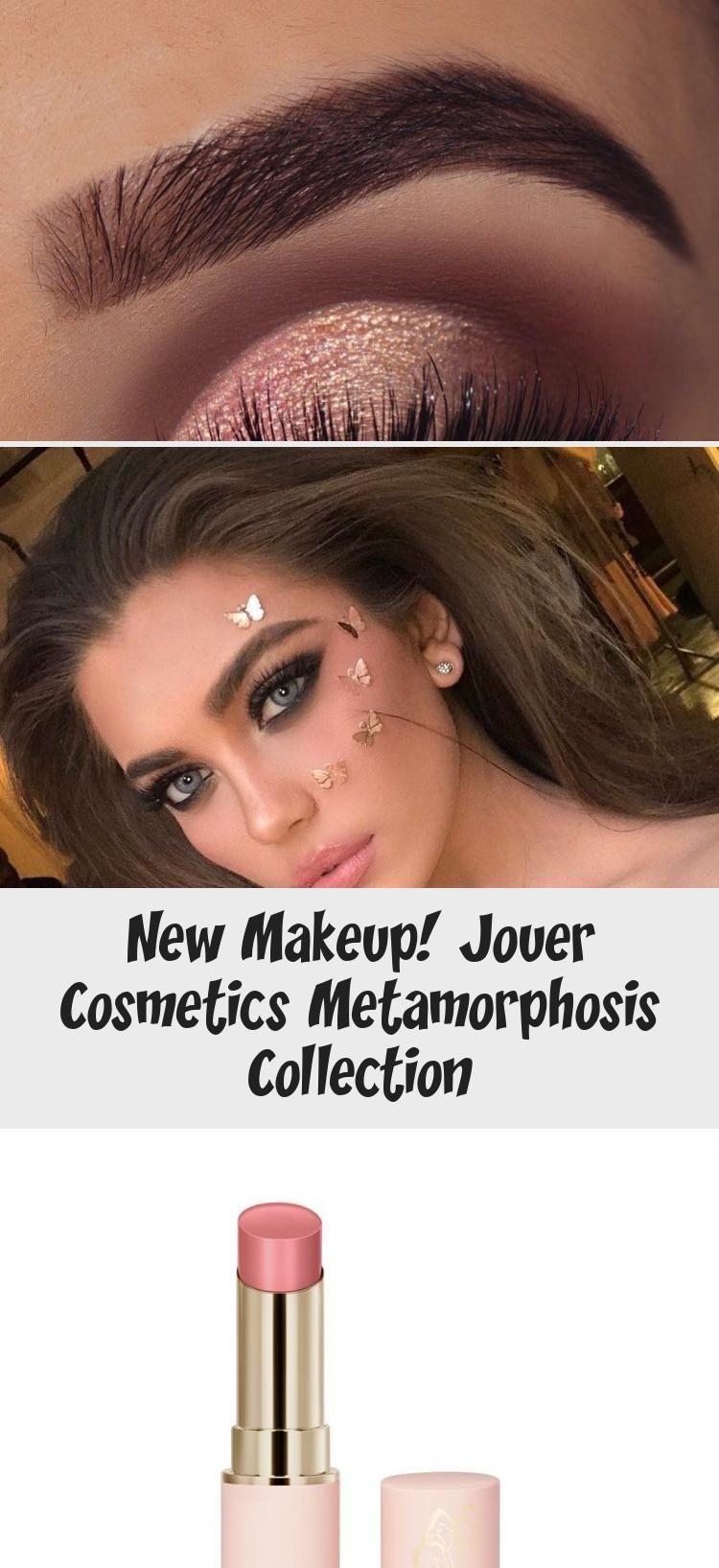 New Makeup Jouer Cosmetics Metamorphosis Collection In 2020 Jouer Cosmetics Eye Makeup Lip Enhancement