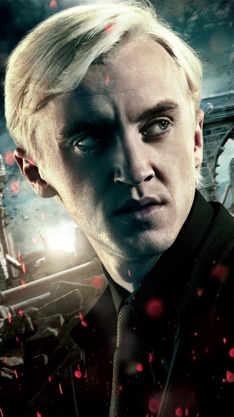 Pin On Draco Malfoy Tom Felton Hp
