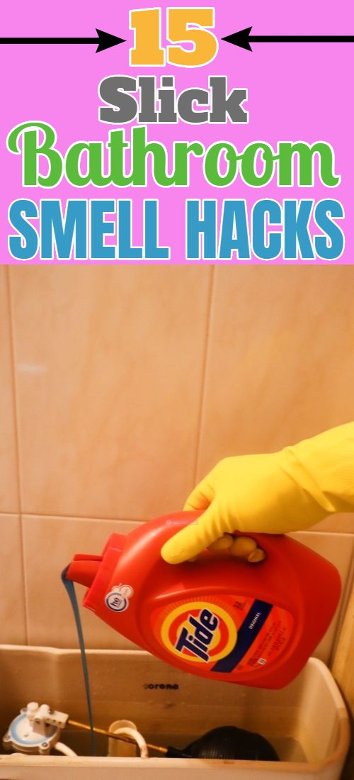 Brilliant Bathroom Smell Hacks That Are Worth Keeping in ...