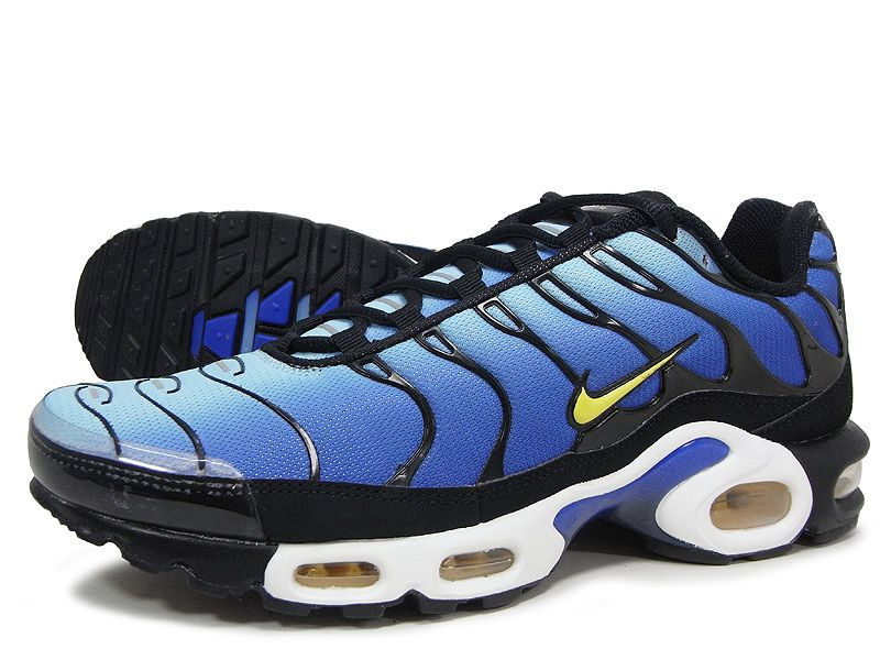 size 40 a0047 a7f05 NEW NIKE AIR MAX PLUS TN Tuned Hyper Blue MENS 6.5 604133 475 Vintage  LIMITED  Nike  Athletic