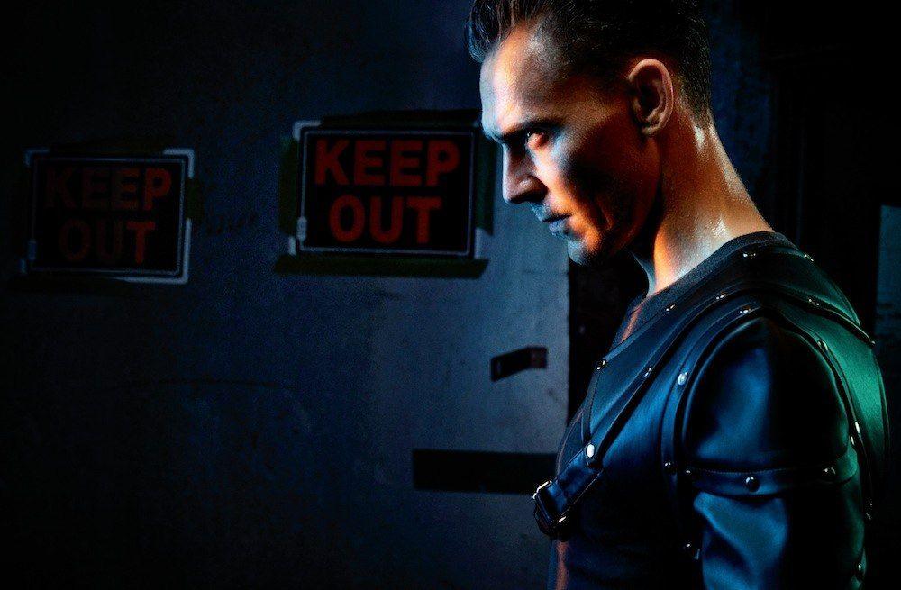 Tom Hiddleston for Interview