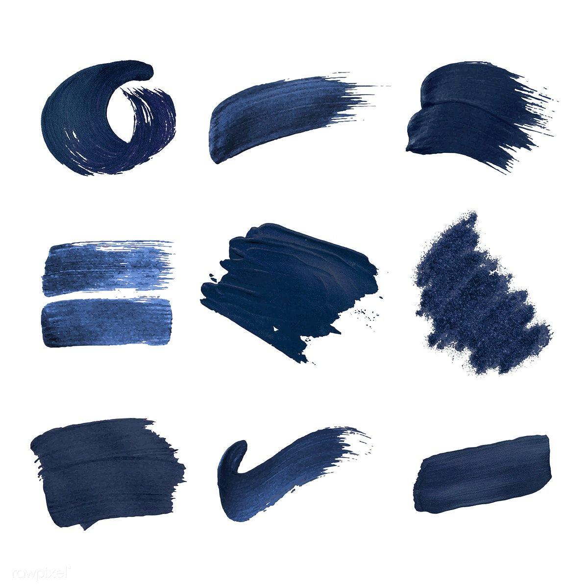 Navy Blue Aesthetic Grunge