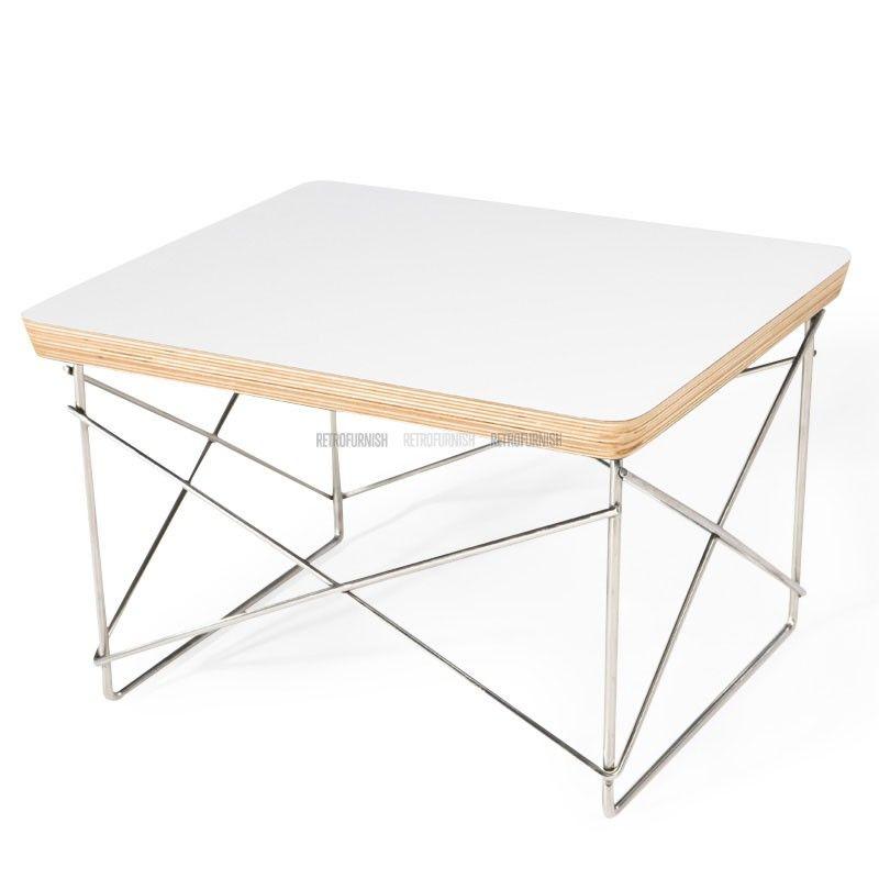 Plywood coffee table geinspireerd door charles eames for Replica design meubelen