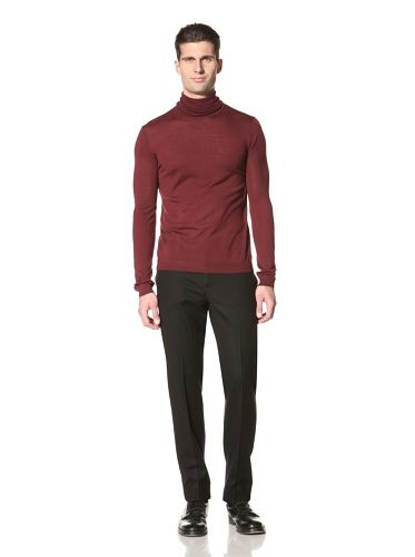 655a9922 Off pringle of scotland men merino turtleneck sweater dark red jpg 373x500  Red outfit turtleneck sweater