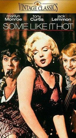 Some Like It Hot 1960 When Musicians Jerry And Joe Accidentally