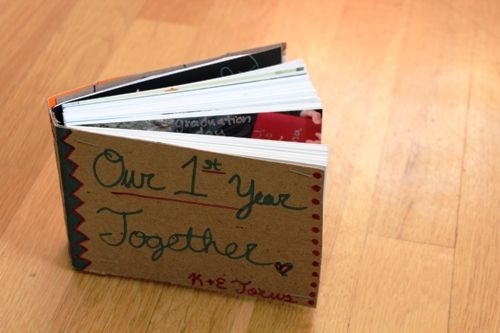 1 Year Paper Anniversary Ideas: 1st Anniversary: Gifts - Paper Theme