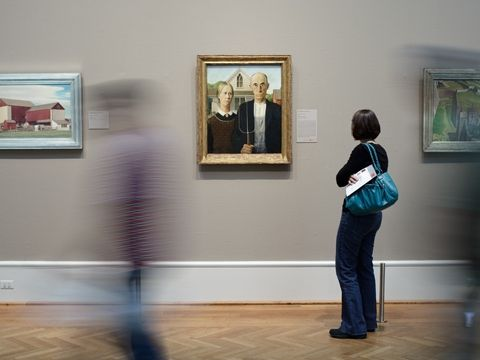 Visit A Chicago Landmark Chicago Museums Art Institute Of