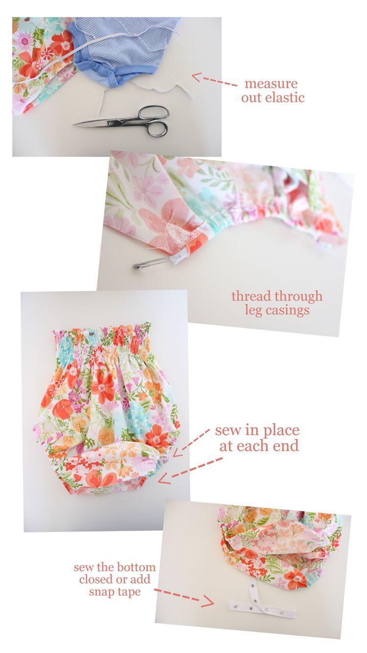 Smocked Baby Romper Tutorial Crochet Baby Dress Free