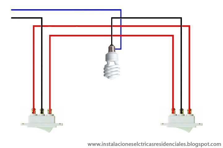 Instalaciones elctricas residenciales  apagadores de