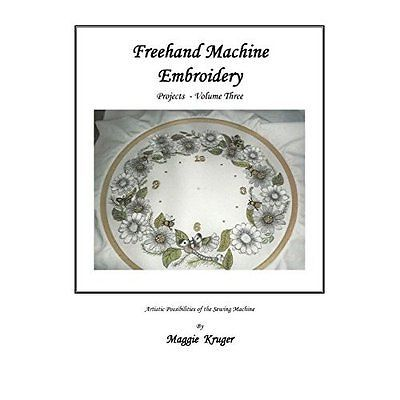 Freehand machine #embroidery kruger trafford #paperback / #softback 9781466982918,  View more on the LINK: http://www.zeppy.io/product/gb/2/152038069761/
