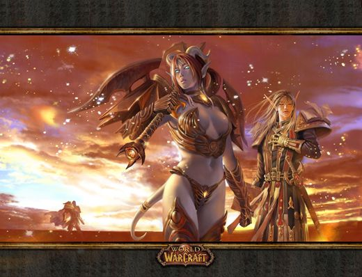 of sexy females warcraft World