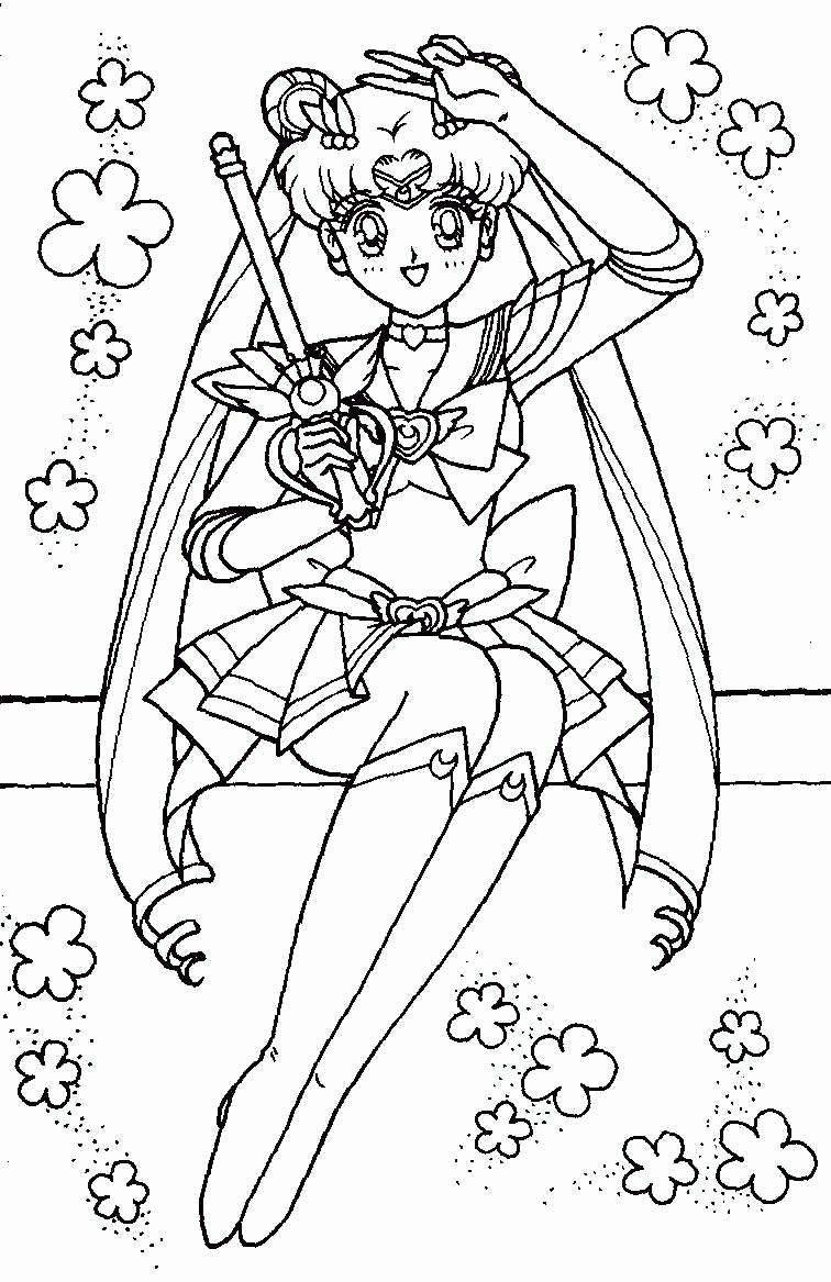 Coloring Sheets For Toddlers Printables Beautiful Immagini Da Colorare Di Sailor Moon Top In 2020 Sailor Moon Coloring Pages Moon Coloring Pages Cartoon Coloring Pages