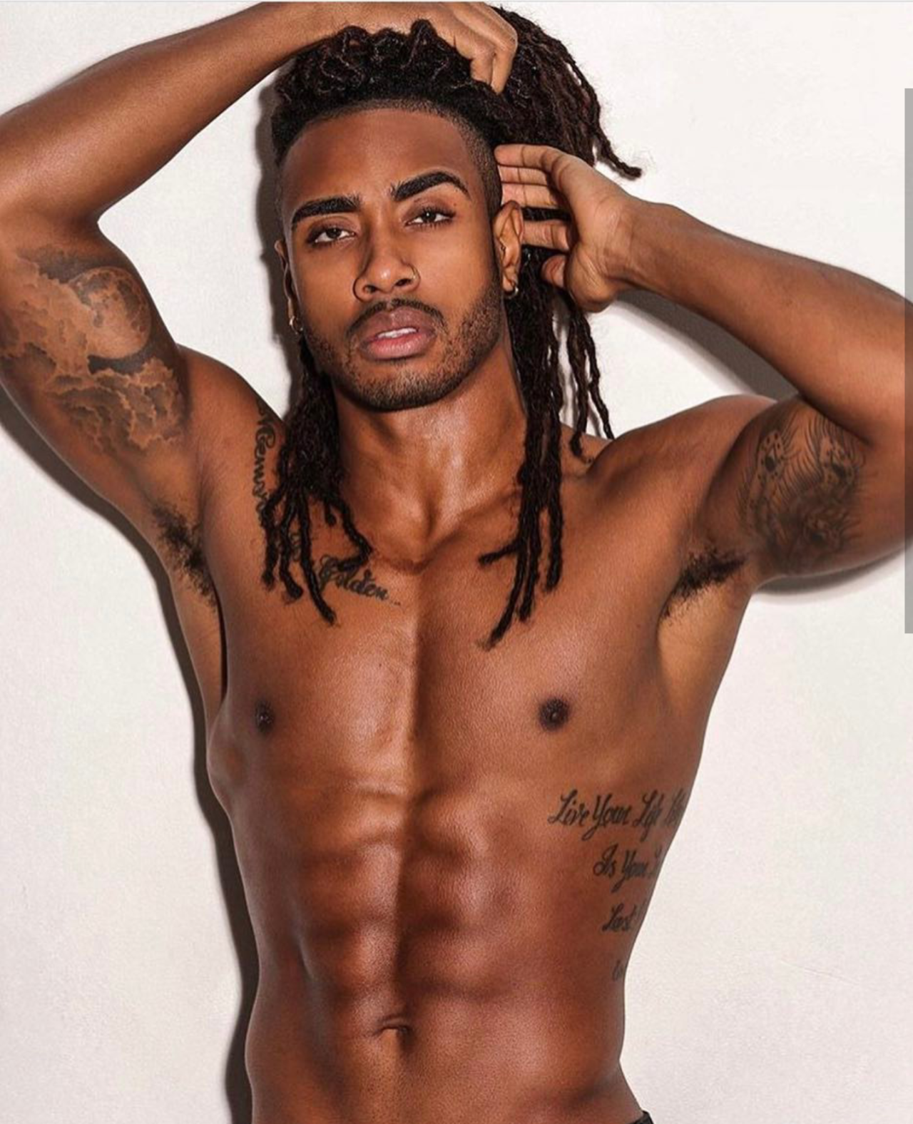 Naked hot sexy black boys — pic 9