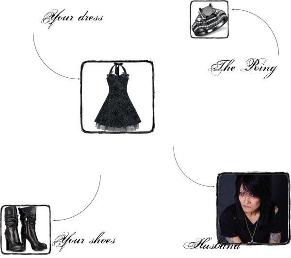 """""""Wedding: Ashley Purdy"""" by slytherinprincess2013 ❤ liked on Polyvore"""