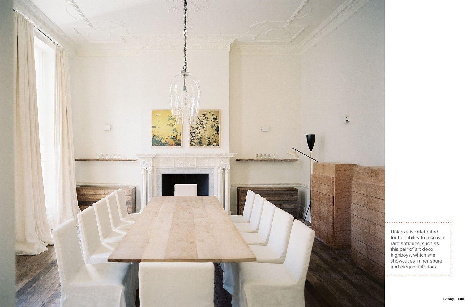 March 2013 Elegant Dining Room Room Home