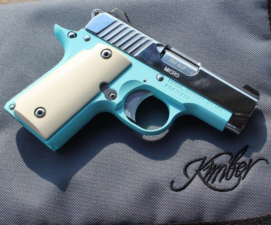 Kimber 1911 Micro Pistols: Pin On Kimber