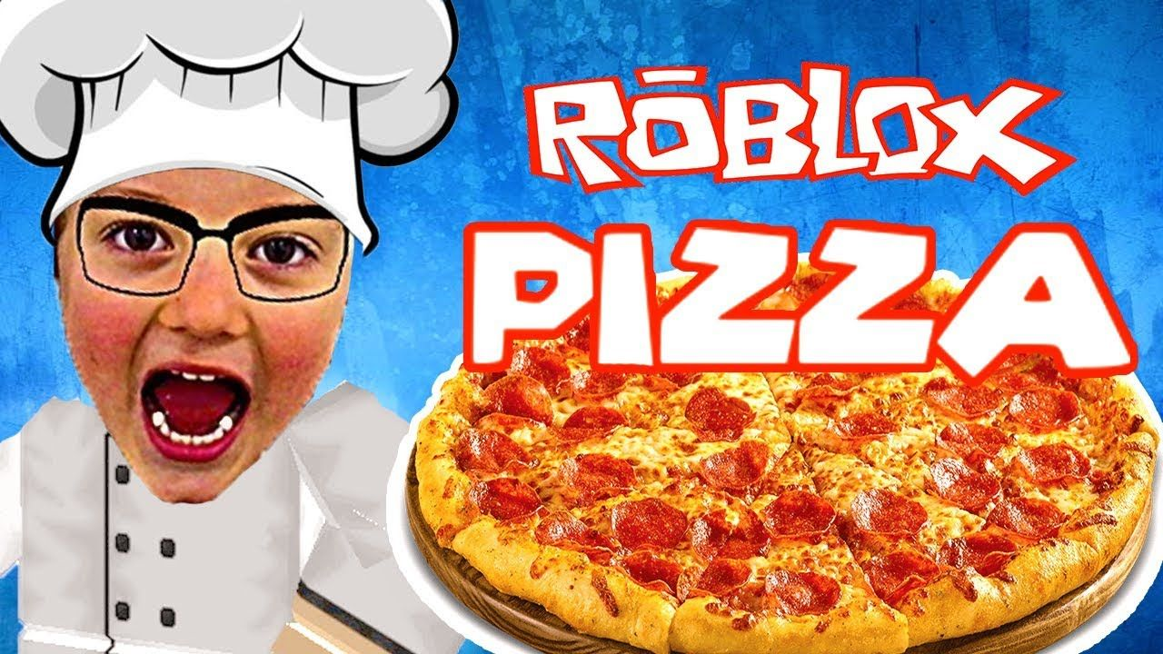 Roblox Oyunlari Pizzaci Olduk Pizza Tycoon Roleplay Eglenceli Tu Oyun Pizza Neseli
