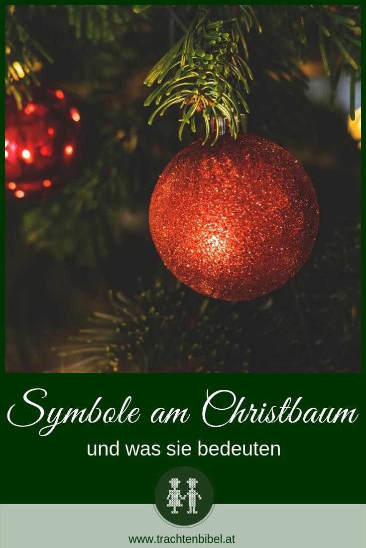 Weihnachtsbaum Brauchtum.Symbole Zu Weihnachten Am Christbaum Tipps Von Der Trachtenbibel