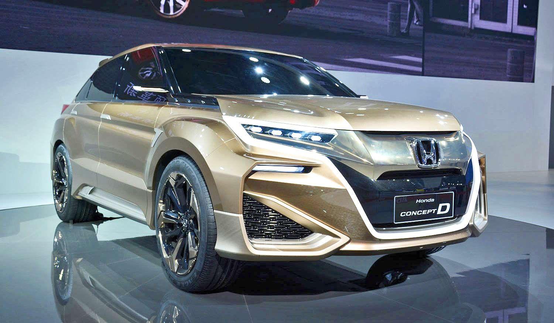 2019 Honda Avancier Review, Interior and Performance ...