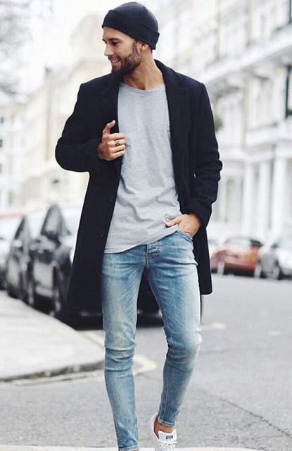 d9568d7b4 Image result for shirt jeans white shoes