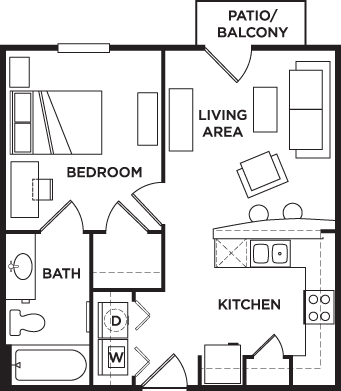 Floor Plans 2nd Avenue Centre Student Apartments In Gainesville Fl Near Gainesville State College Floor Plans Student Apartment Apartment Floor Plans