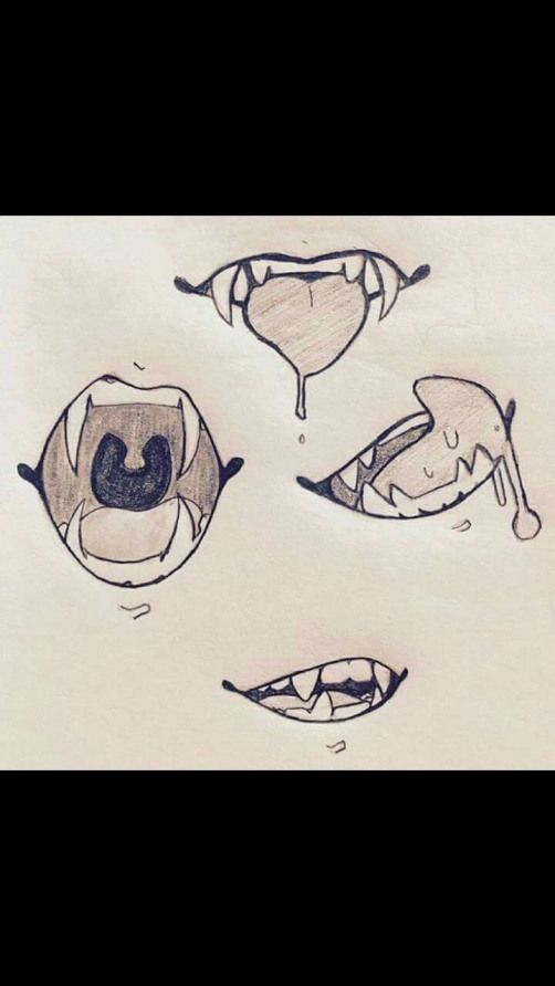 How to Draw Mouth : Step By Step Guide😂