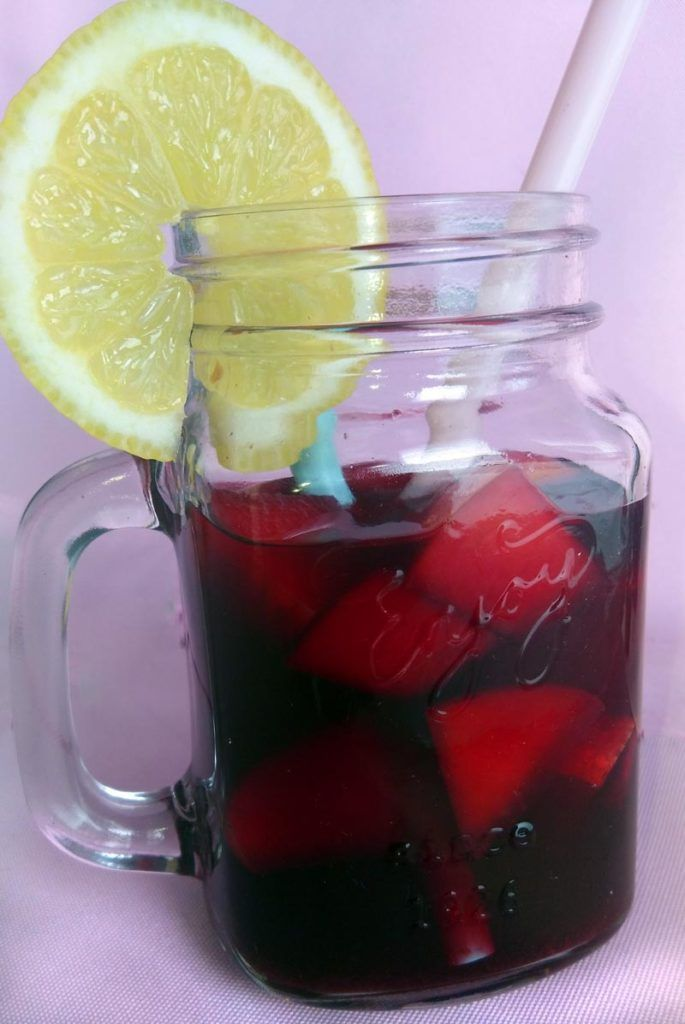 Photo of Make sangria like in Spain yourself (world's best sangria recipe without extra sugar!) – DieCheckerin.de