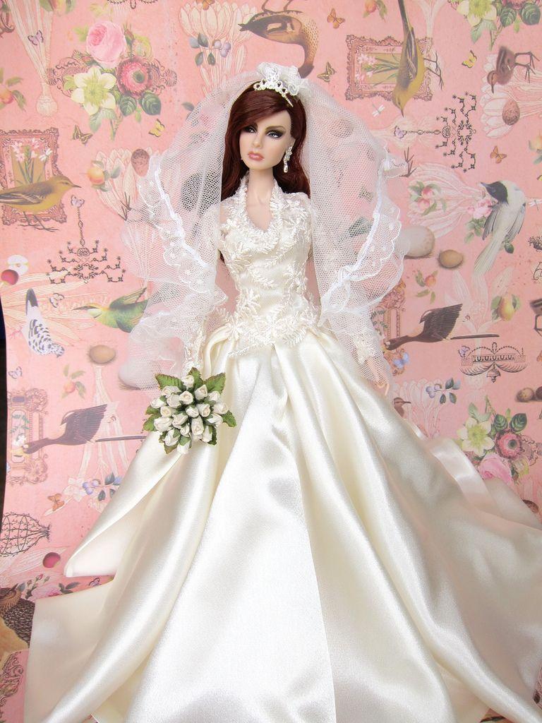 IMG_19  Barbie hochzeitskleid, Barbie braut, Braut