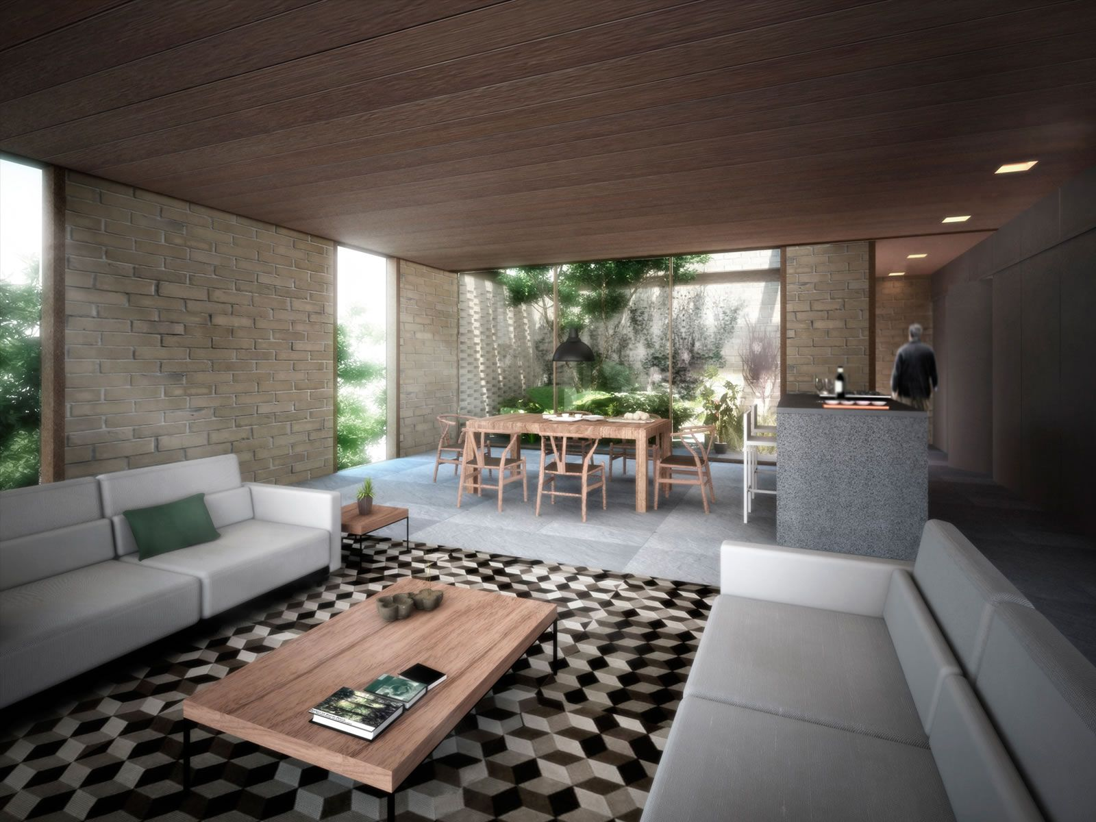 Viviendas Mendoza Mac As Peredo Arquitectos V Housing  # Muebles Gutierrez Cortes De La Frontera