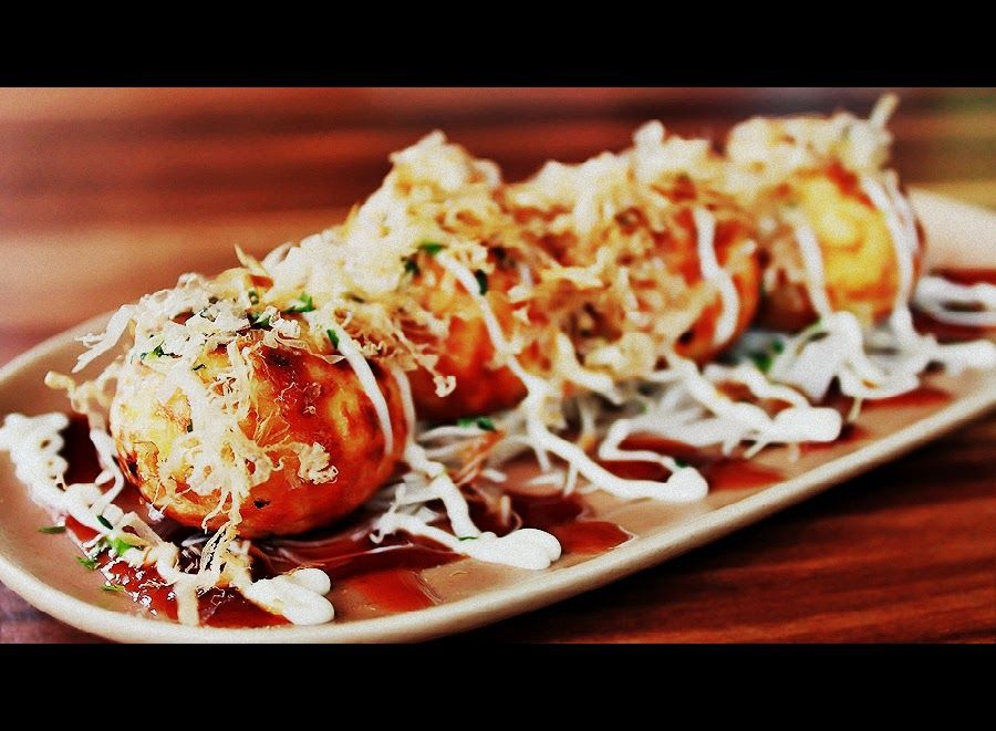 Resep Takoyaki Sederhana Cemilan Enak Ala Jepang Makanan Jalanan Cemilan Resep