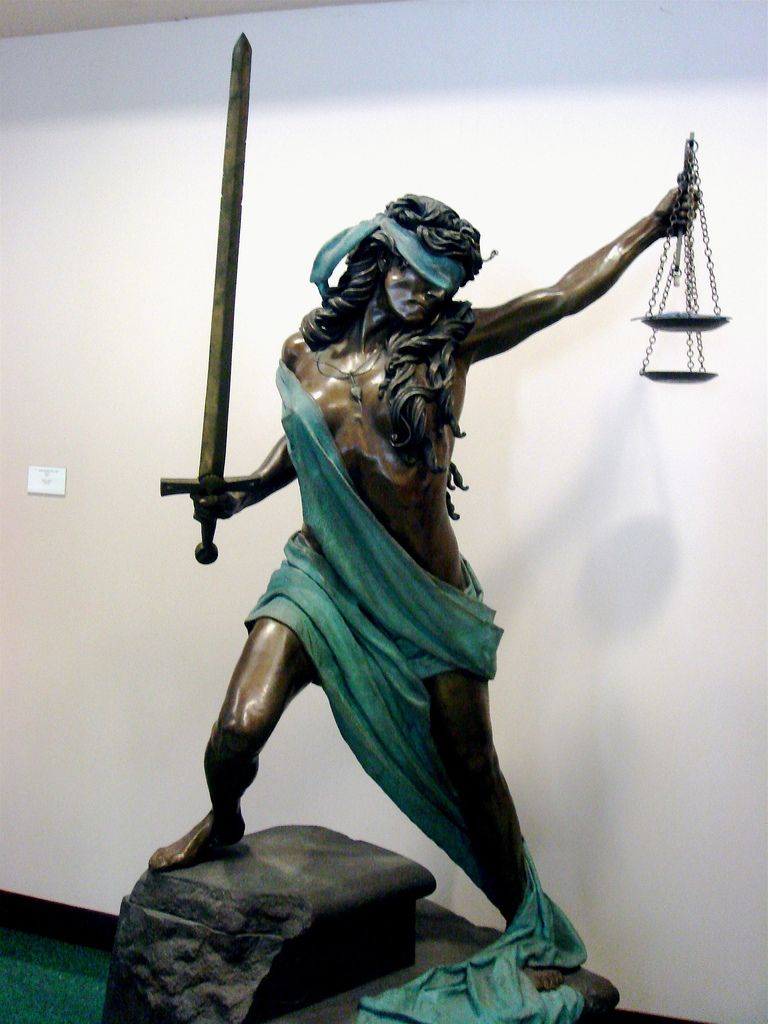 Statue of Justice via Emerging Scholars (Justice) | Cool ...