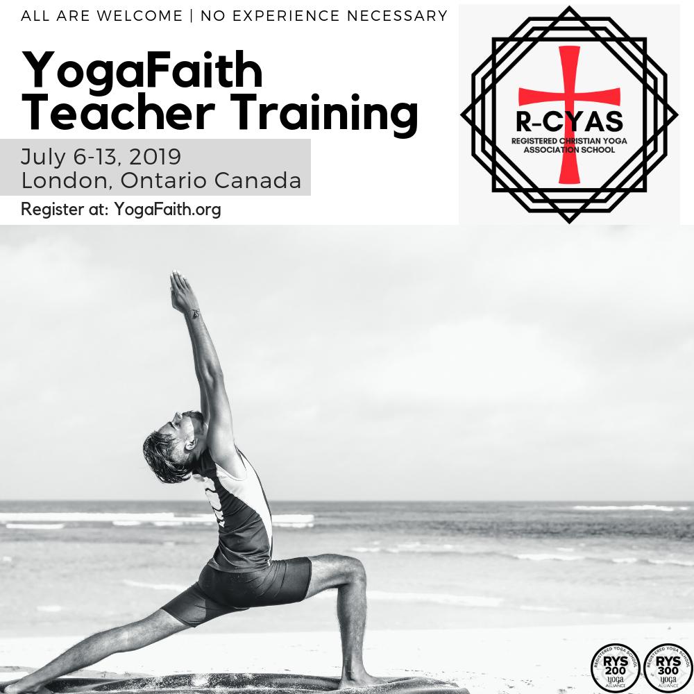 Ontario Canada Yogafaith Miracle Immersion July 2019 Teacher Training Yogafaith Sức Khỏe