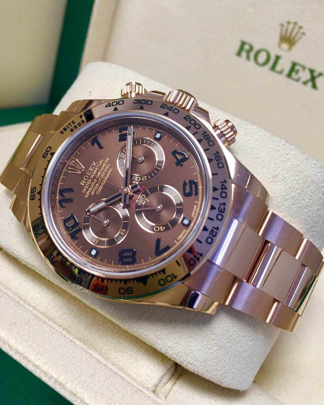 Rolex Daytona Rose Gold Chocolate Dial 116505 Sale! Up to 75% OFF! Shop at  Stylizio for women s and men s designer handbags 84d6cf4d5b