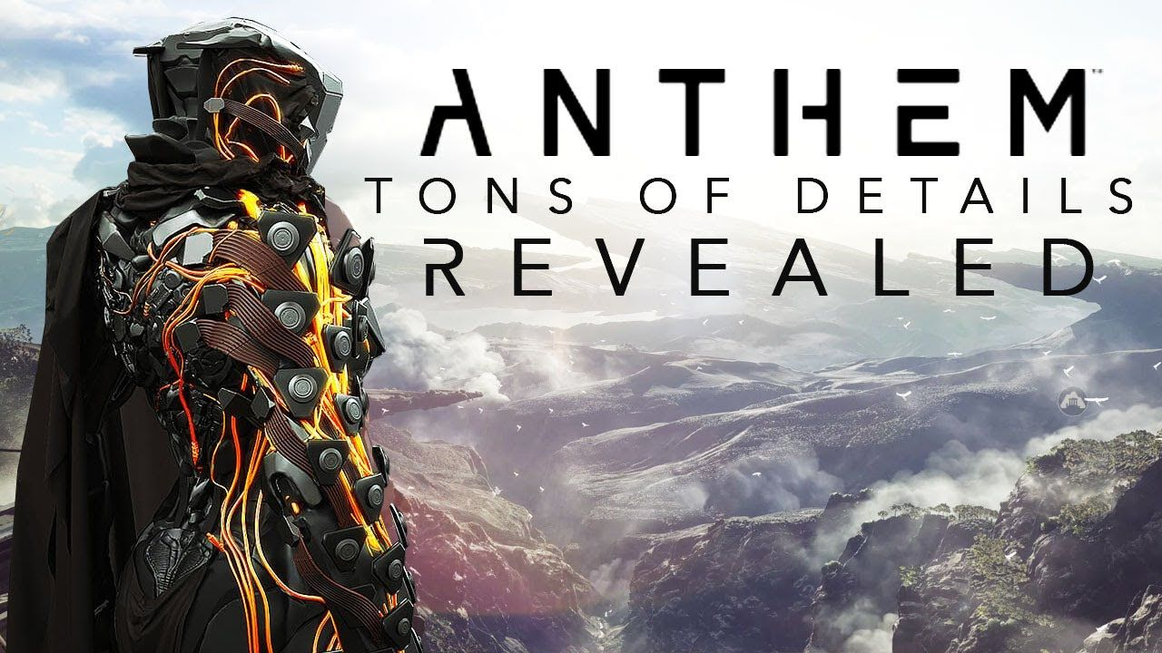 Bioware's Anthem got a gameplay reveal at E3 2017 for PC, PS4, and Xbox One X. What exactly is this…