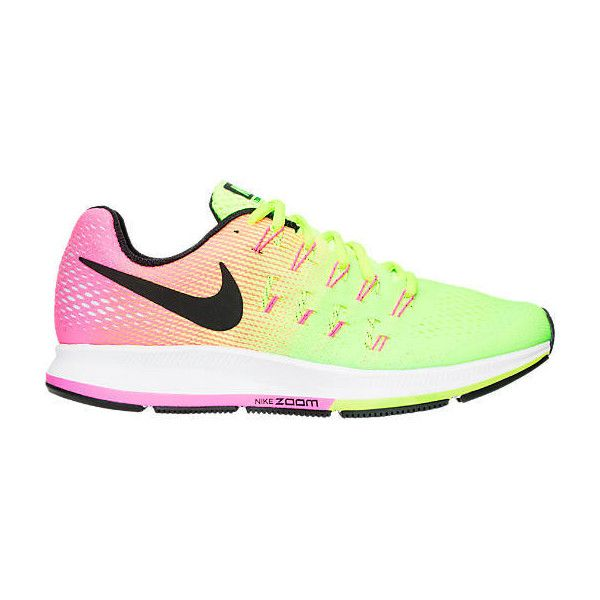 Nike Women s Air Zoom Pegasus 33 Running Shoes ( 110) ❤ liked on Polyvore  featuring shoes and athletic shoes e5c524afe3