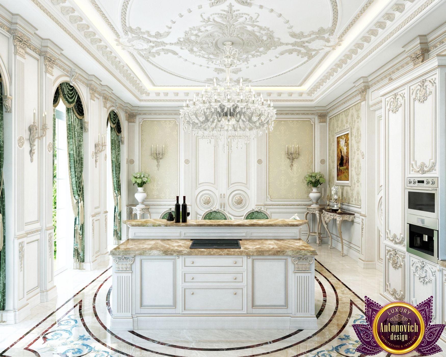 Royal Kitchen Design Elegant Kitchen Design Luxury Kitchen Design Luxury Kitchens