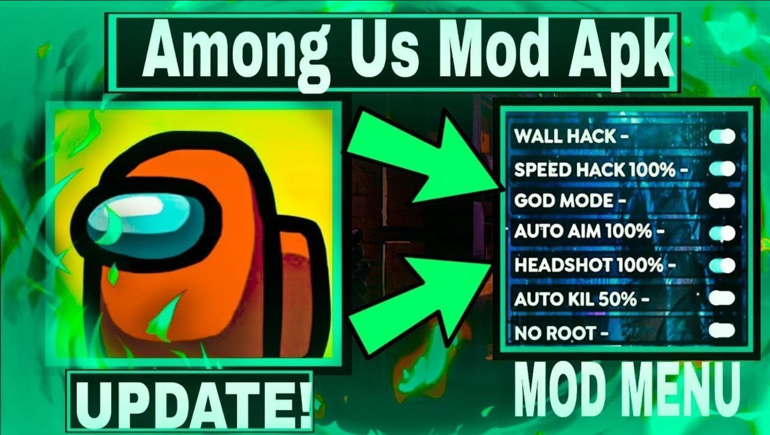 Among Us Mod Menu Apk V2020 9 9 Mod Visible Chat All Unlocked Download In 2020 Download Hacks Hacks Mod