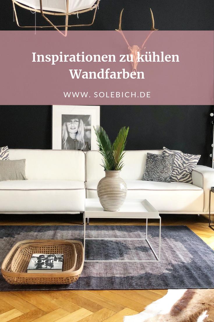 Inspirationen zu kühlen Wandfarben Foto