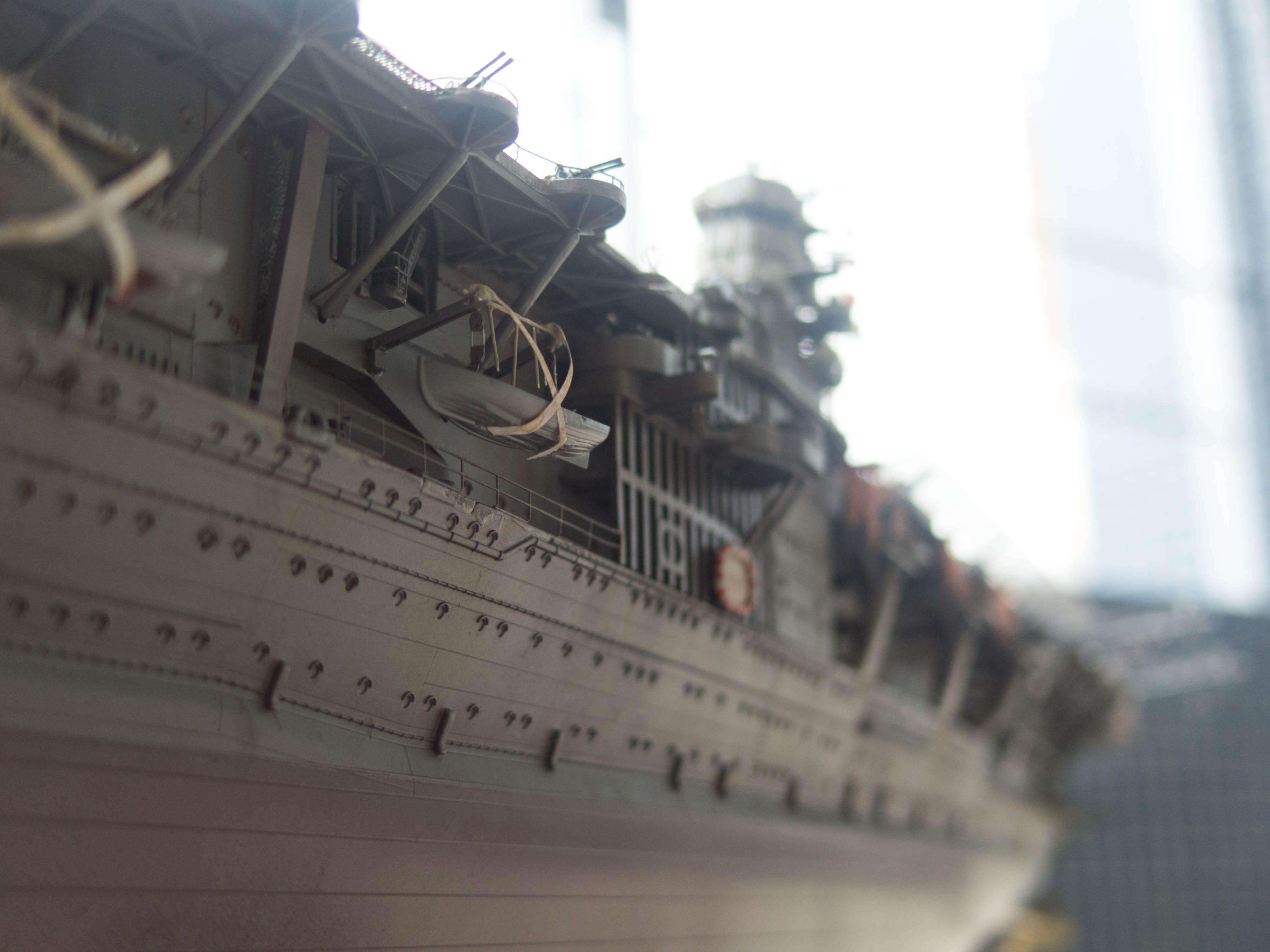 Wwii italy navy battleship roma 1943 plastic model images list - Plastic Model Hasegawa 1 350 Ijn Aircraft Carrier Akagi