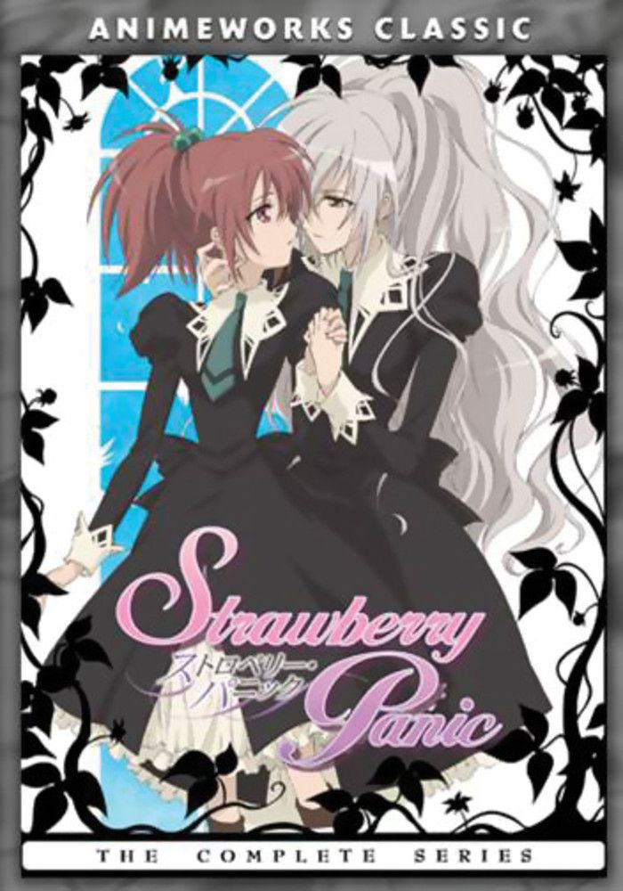 Strawberry Panic Complete Series DVD Classic Collection