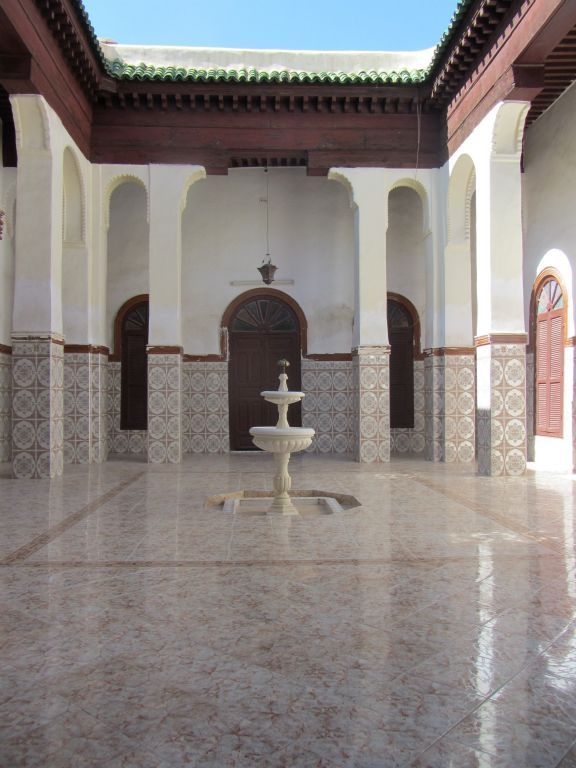 Utterly unique 700m2 titled palace opposite the main square owned by Moroccan royalty - Chic Marrakech