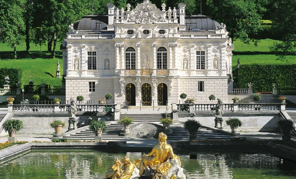 linderhof palace - Google Search | Holidays and events | Pinterest ...
