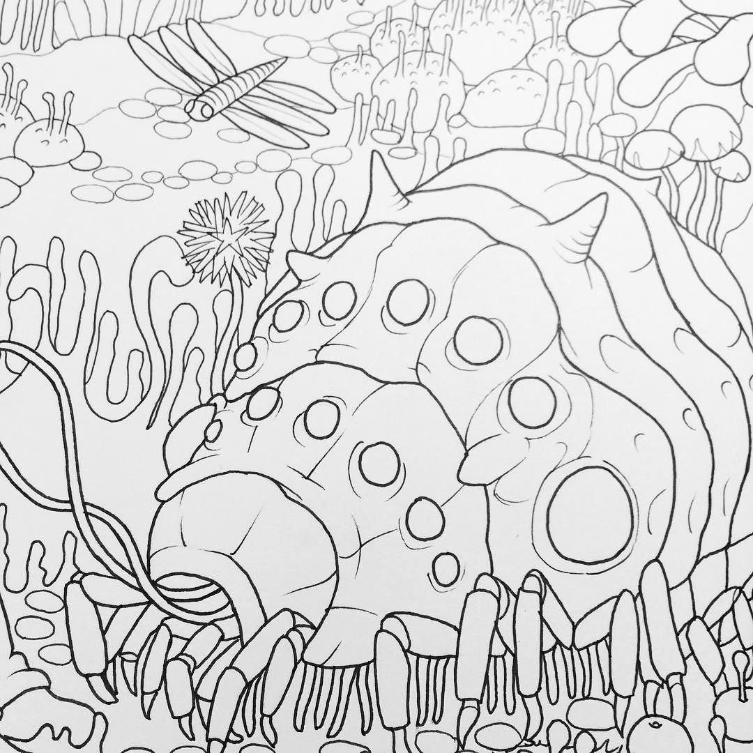 21 Studio Ghibli Coloring Book in 2020   Coloring books ...